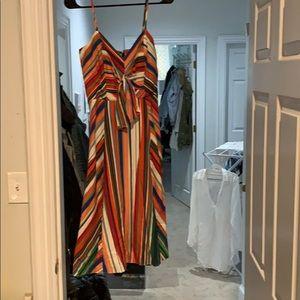 Parker linen blend sundress. Size S. Worn once.